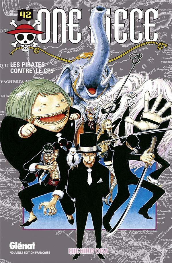 ONE PIECE - EDITION ORIGINALE - TOME 42 Oda Eiichiro Glénat